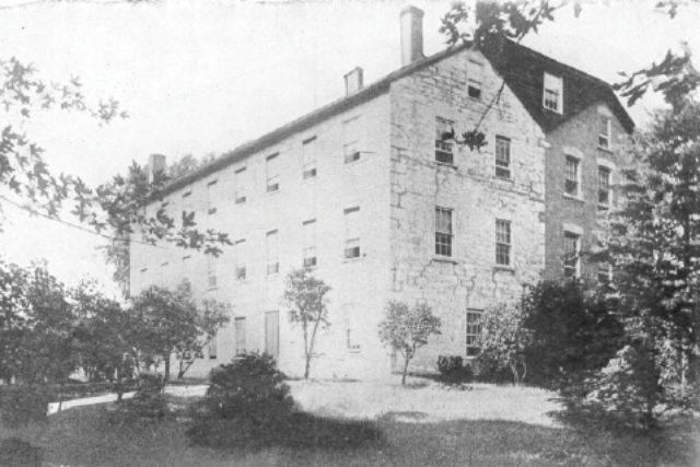 1846 Clarke Campus Photo
