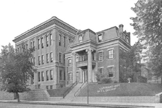 1868 Clarke Campus Photo