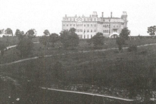 1881 Clarke Campus Photo