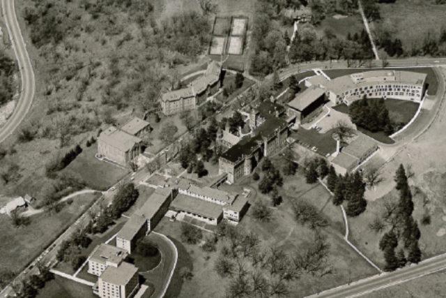 1928 Clarke Campus Photo