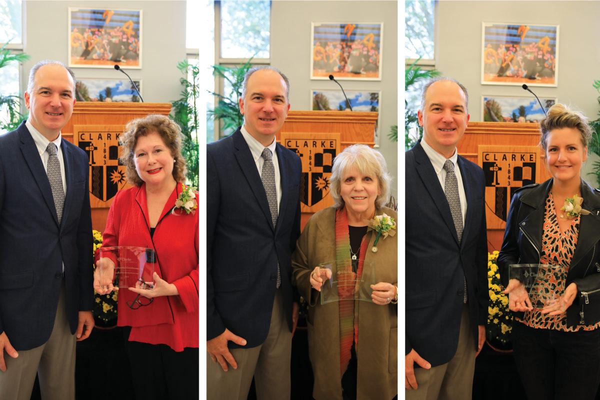 Alumni Award Winners 2019
