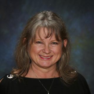 Portrait of Julie Beck Green