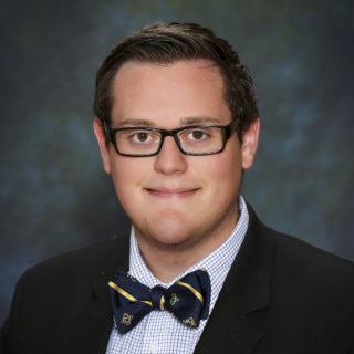Portrait of Kyle Begle