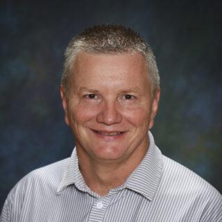 Portrait of Jim Blaine