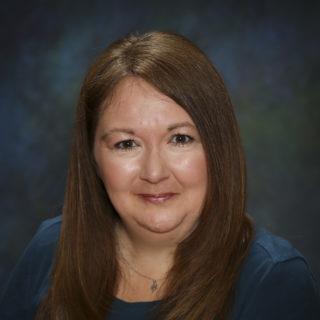 Portrait of Gina Burkart