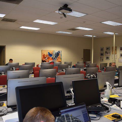 Clarke University's Computer Information Systems Degree Program at Keller Computer Center