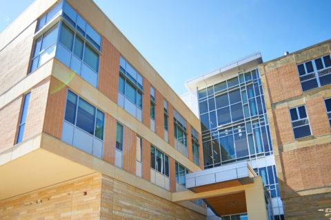 Clarke University's Biology Degree Program is housed in the Marie Miske Center for Science Inquiry