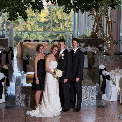 Conference and Events Weddings