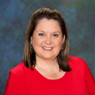Portrait of Gretchen Conway