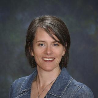 Portrait of Rachel Daack