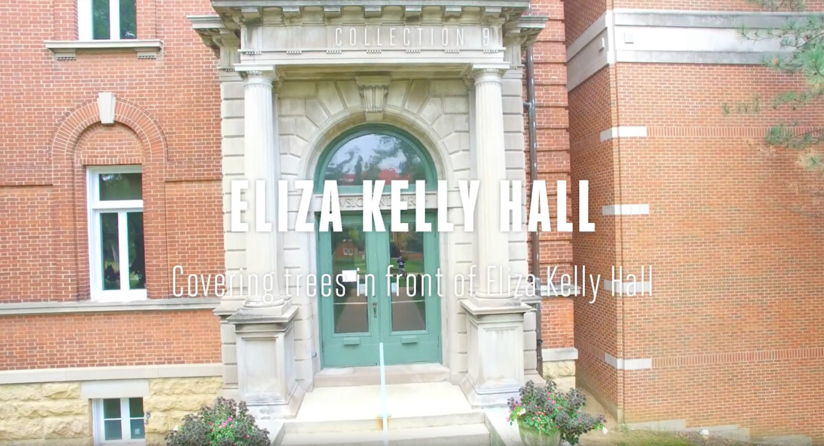 Eliza Kelly Hall Tree Tour