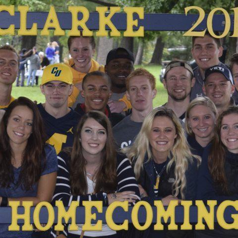 alumni Homecoming 2016 Tailgate