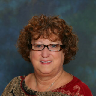 Portrait of Mary Kay Hurm