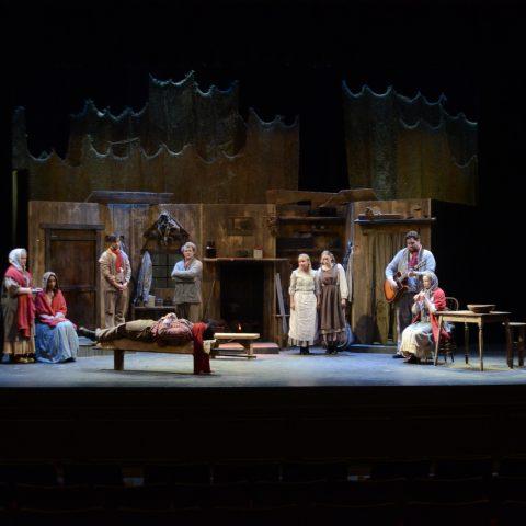 Drama Production Irish One Acts