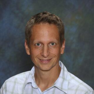 Portrait of Joe Klinebriel