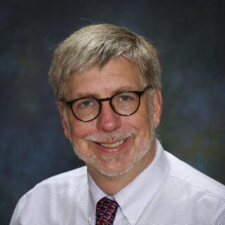 Portrait of Michael Knock