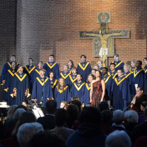Clarke Choir 12