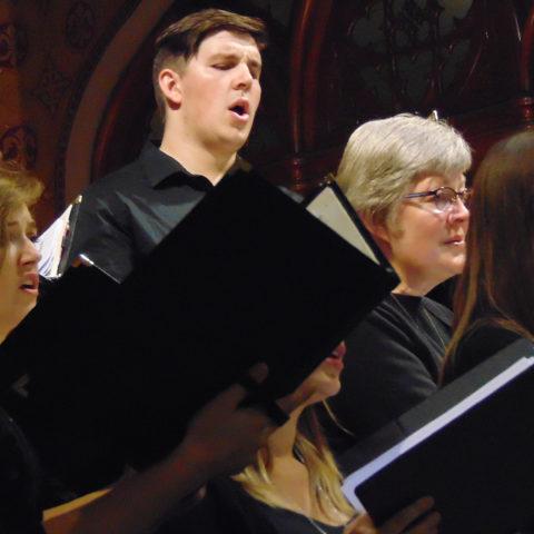 Clarke choir 4
