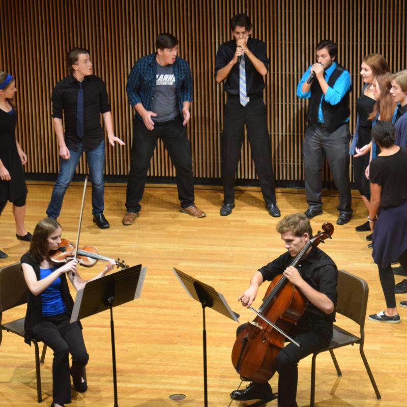 Clarke University Music Major Melos