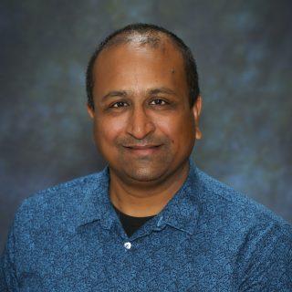 Portrait of Sunil Malapati