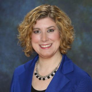 Portrait of Nicole Morgan