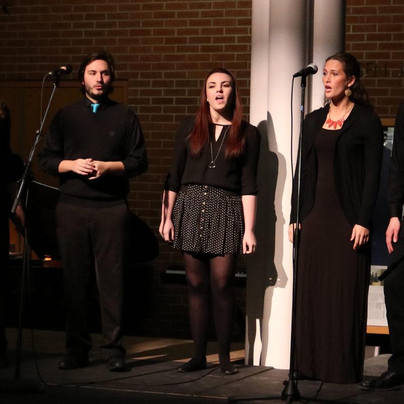 Clarke University Music Degree Students