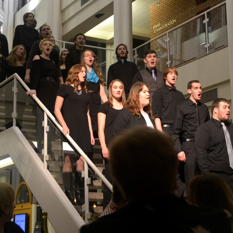Music Students from Clarke University