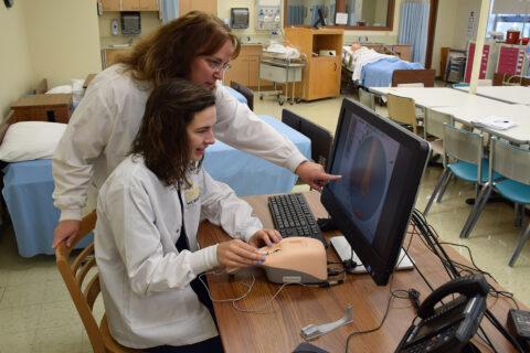 Clarke University Nursing Honor Society
