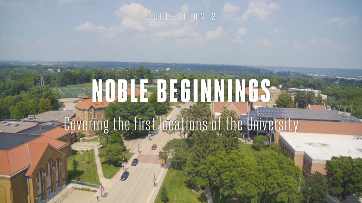 Noble Beginnings Heritage Tour