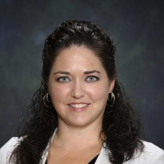 Portrait of LeeAnna Reuter