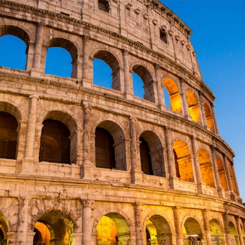 Clarke Study Abroad Program includes locations like Rome