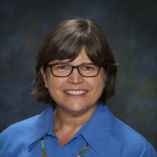 Portrait of Cathy Stierman