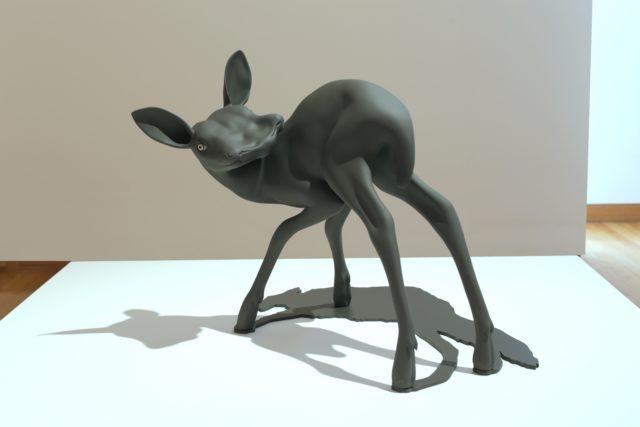 Teckemeyer sculpture