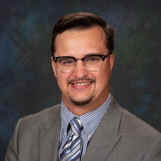 Portrait of Brett Tudela