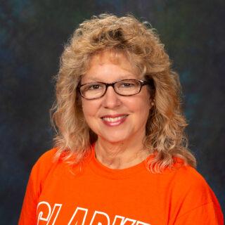 Portrait of Kathy Vaughn