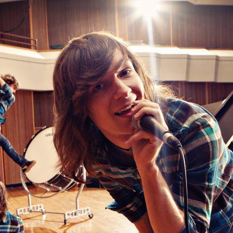 Clarke University Music Student Luke Flynn