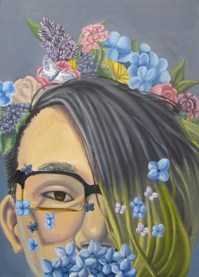 Tessa Greenwood Painting